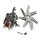 мотор вентилятора духовки