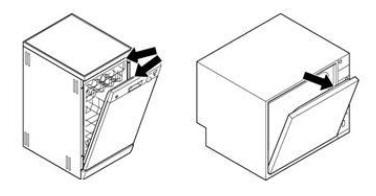 Заводская табличка на посудомоечных машинах Bosch